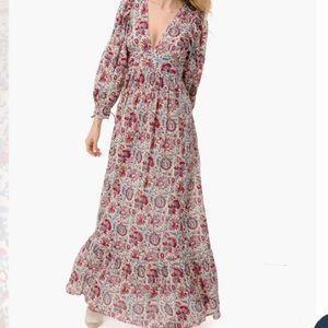 ANTIK BATIK BETSIE LONG DRESS